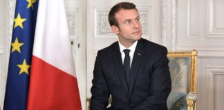 Macron, Francuska