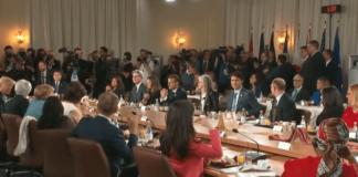 G7, Donald Trump