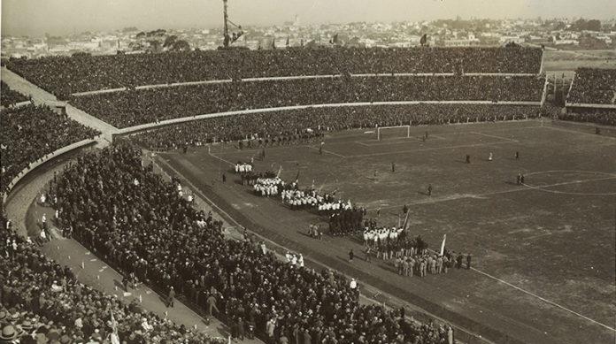 Povijest svjetskih nogometnih prvenstava