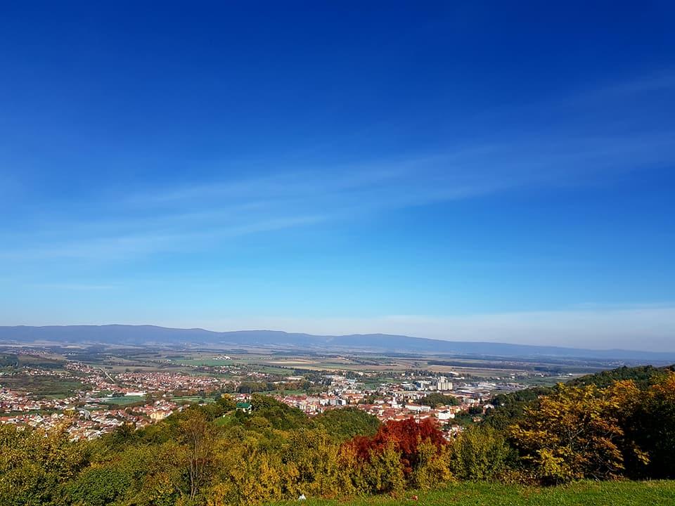 sokolovac, požeška gora