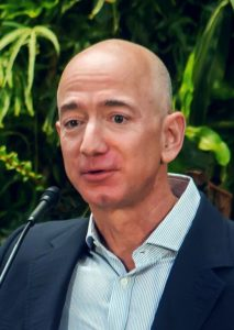 Jeff Bezos, Amazon, Najbogatiji