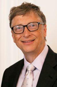 Bill Gates, Najbogatiji, microsoft