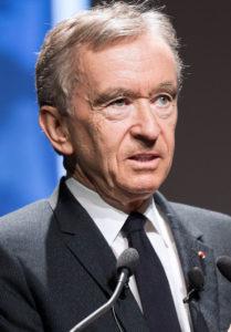 Bernard Arnault, Najbogatiji