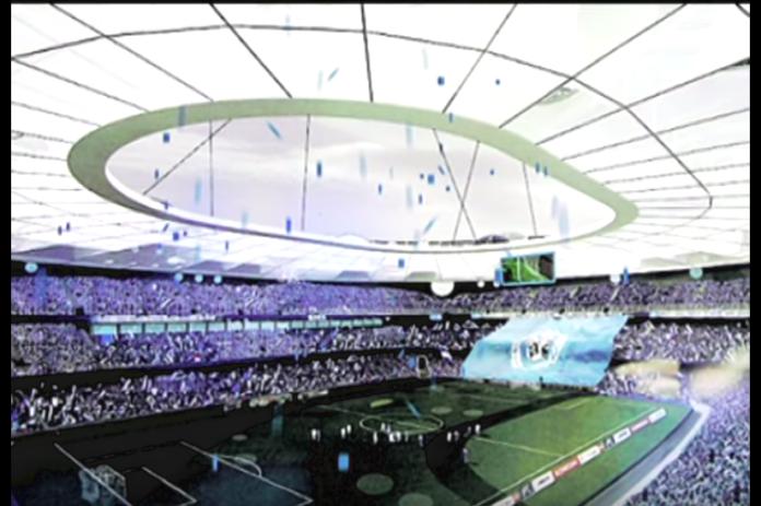 nacionalni stadion, plavi vulkan, grad zagreb, milan bandić