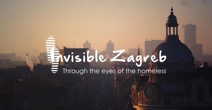 invisible zagreb, zagreb, beskućništvo