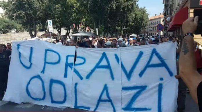 radnici Uljanika, štrajk, vlada