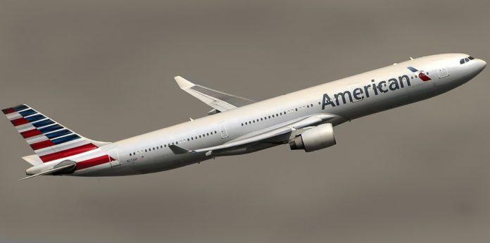 american airlines, letovi za SAD