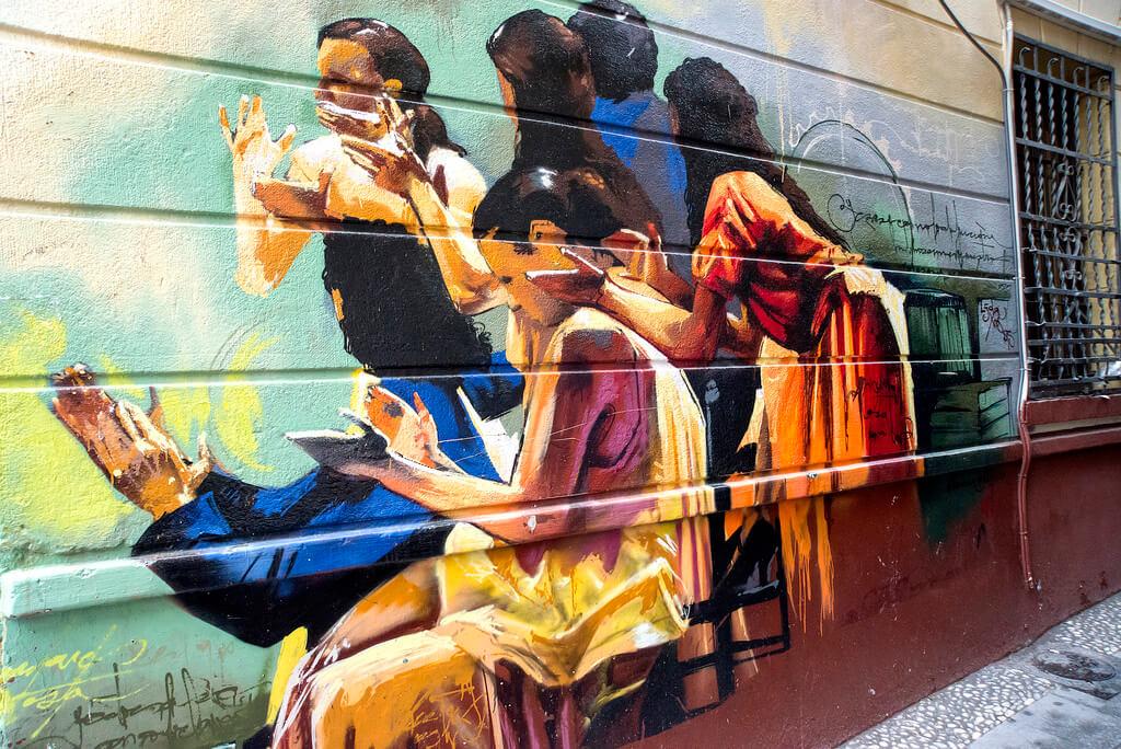 Granada, Street art, Španjolska