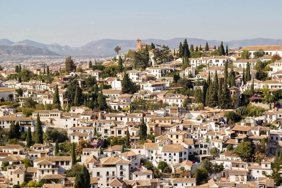 Putovanja, Granada, Španjolska