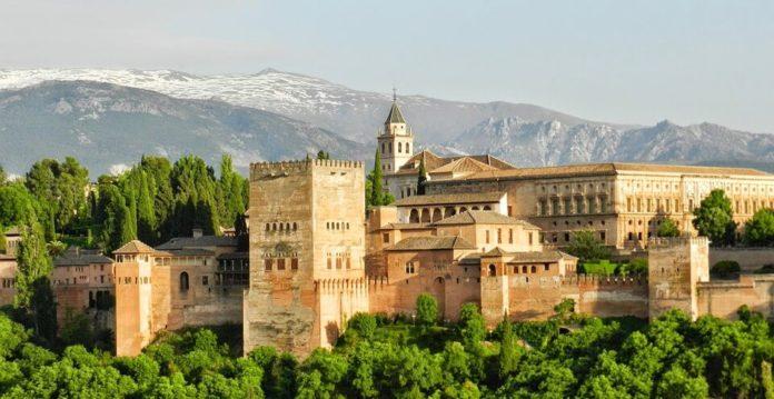 Alhambra, Granada, Španjolska, Putovanja