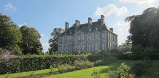 carneville, dvorac, francuski dvorci