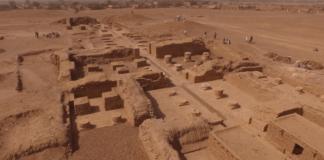 Ostaci hrama, Nil