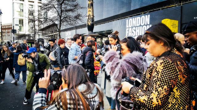 london fashion week, londonski tjedan mode