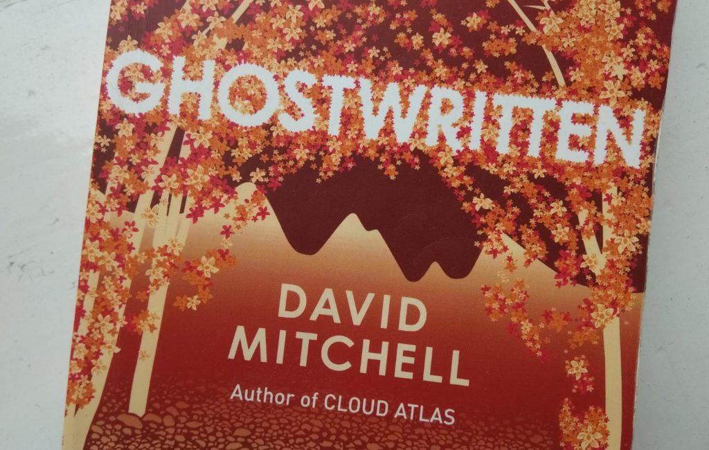ghostwritten, david mitchell