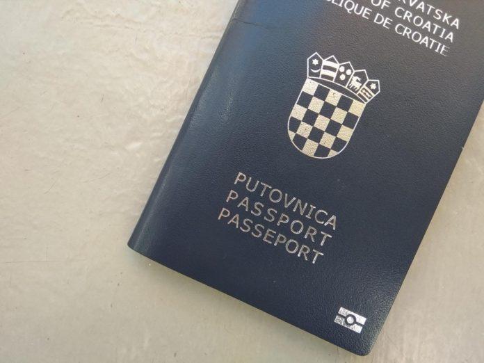 putovnica, osobni dokumenti, hrvatska putovnica