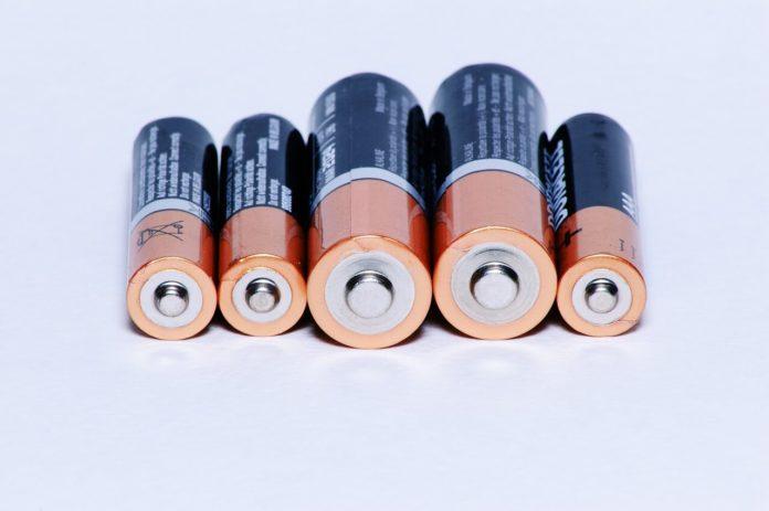 litij, baterija
