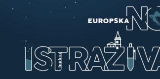 Europska noć istraživača, Zagreb, Rijeka, Pula