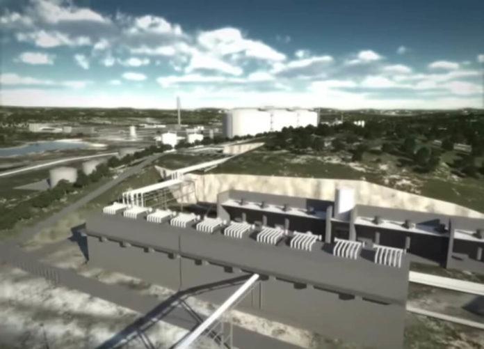 LNG terminal, otok Krk, Mađarska,