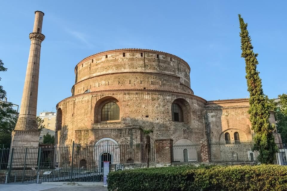 Rotunda, Grčka, Putovanja, Thessaloniki