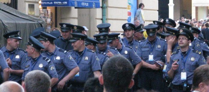 MUP, policija, sigurnost, broj policajaca