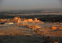 Palmira, Sirija, Putovanja