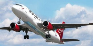 Virgin, Virgin Atlantic, Putovanja, Richard Branson, Airplane, Scotland