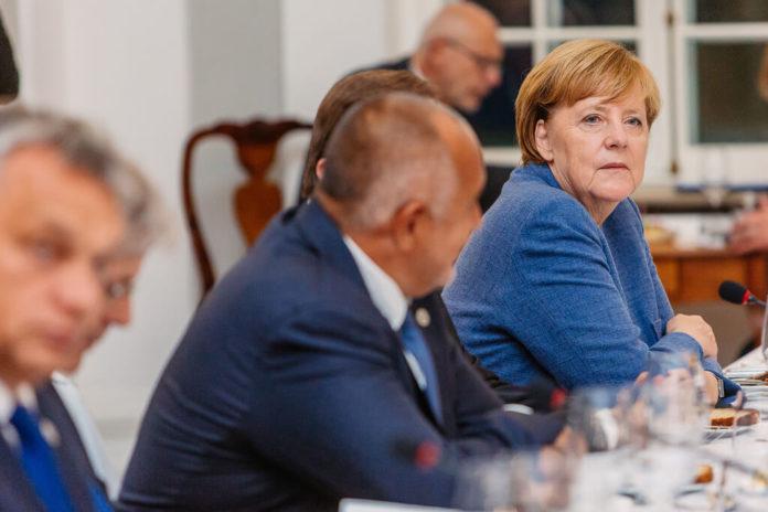 CSU, Angela Merkel