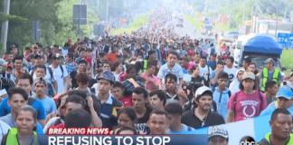 Migranti, granice