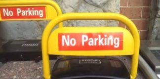 parking, parking barijere, stupići