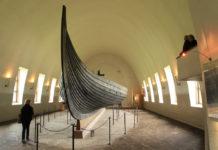 vikinzi, vikinški brod
