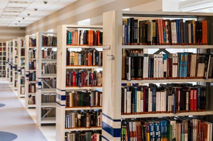 knjižnica, knjige, čitanje