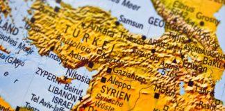 Sirija, granica