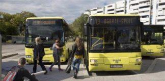 Split, autobusi