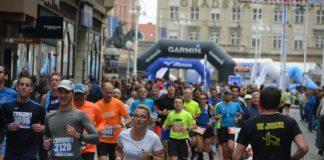 zagrebački maraton, zagreb. trčanje