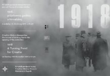 izložba, hrvatski povijesni muzej, 1918