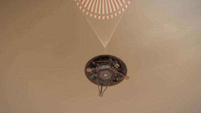 InSight, Mars