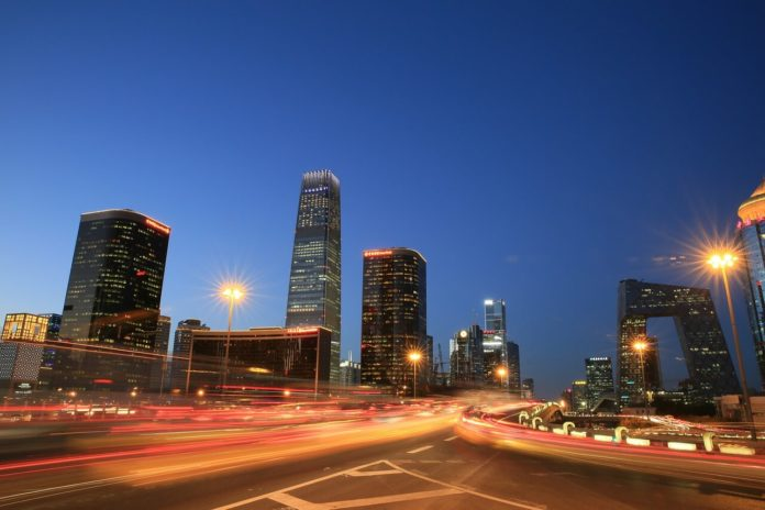 Kina, Peking, Sustav