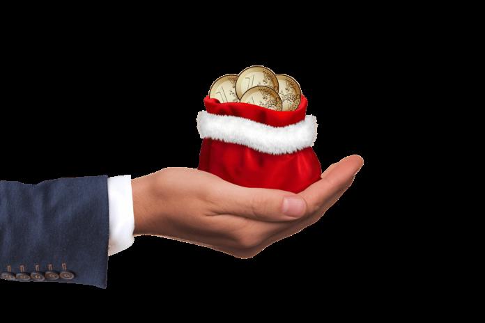 proračun, novac, Božić