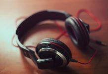 glazba, slušanje glazbe, slušalice