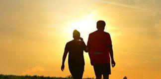 hodanje, zdrav život