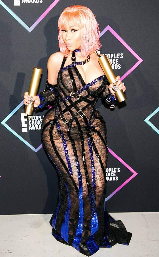 Nicki Minaj, People's Choice Awards