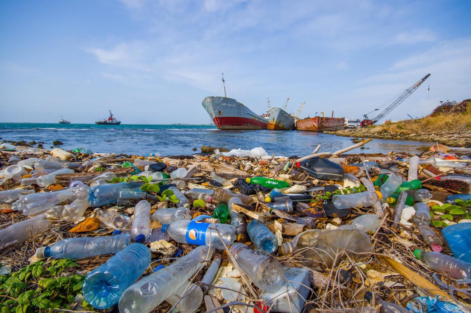 Rezultat slika za plastika more