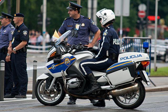 policija, MUP, promet