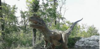 Saltriovenator, dinosaur, Italija