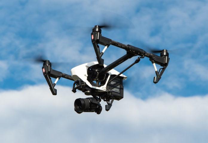Dron, poljoprivreda, kontrola