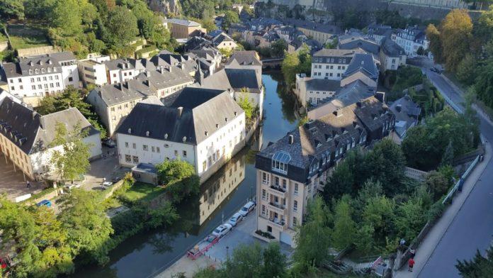Luxemburg, javni prijevoz