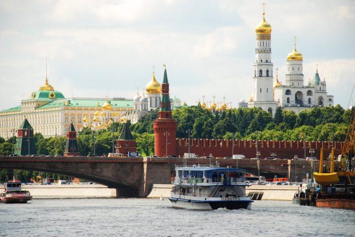 Moskva, Rusija, sankcije