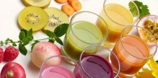 Voće i povrće, prehrana
