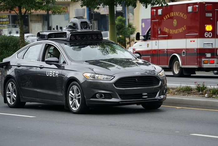 Autonomno vozilo