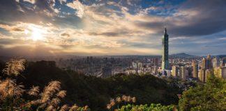 Tajvan, Kina